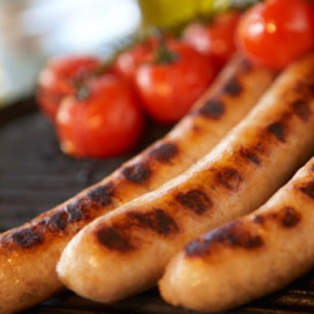 Japanese Pork Sausages!