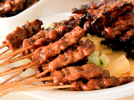 Satay (Pork) - Local Essential BBQ