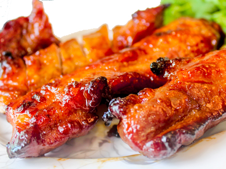 Caveman BBQ Char Siew - Must Try