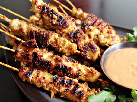 Satay (Chicken) Local Essential BBQ