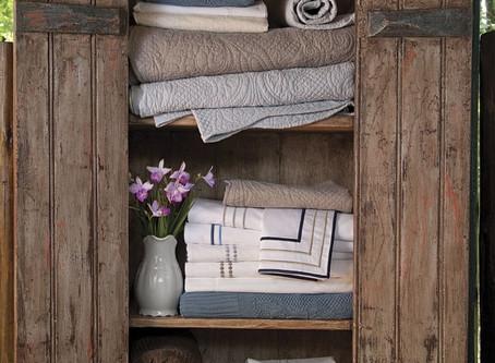 Como guardar lençóis: 7 dicas de organização da roupa de cama