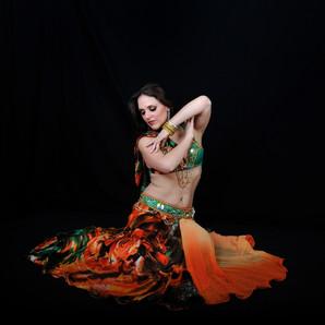 Sarah Danseuse Orientale