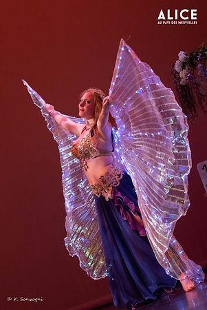 Sepctacles évènementiels danse orientale