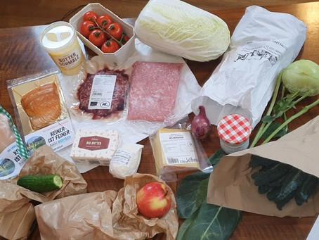 verantwortliches Online Shopping für Lebensmittel - geht das?