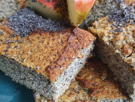 Apfel Mohn Kuchen