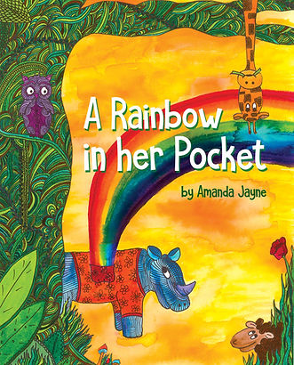 Children's book A Rainbow in her Pocket