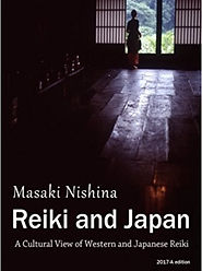 Front cover of Reiki and Japan by Masaki Nishina