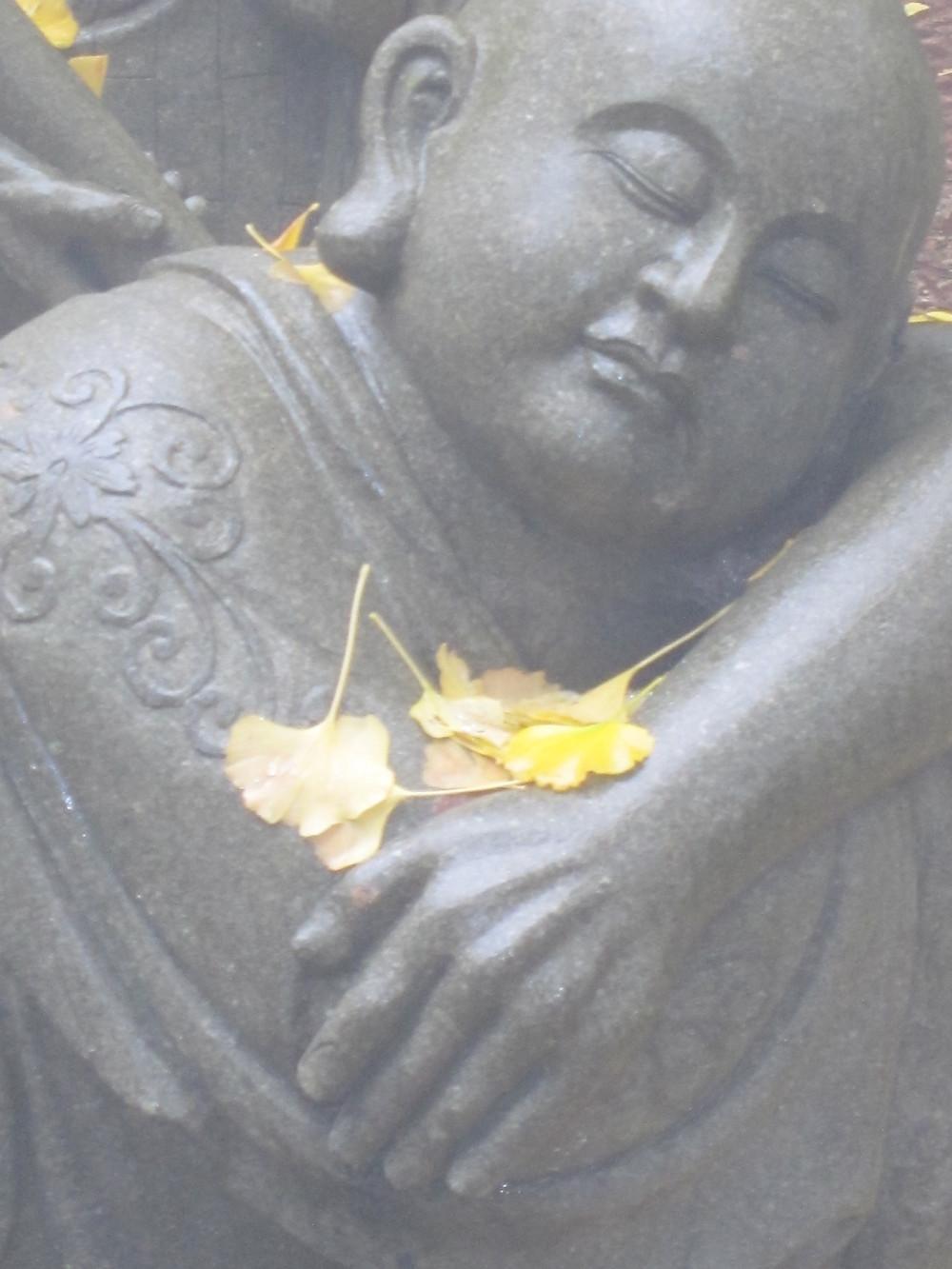 Statue from Temple 66. Shikoku Pilgrimage