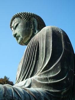 The Big Buddha, Kamakura, Japan
