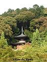 Eikando pagoda, Kyoto, Japan