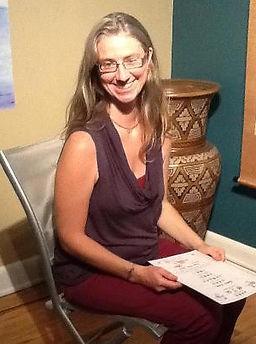 Teaching a Shoden Reiki course