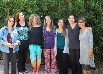 An Okuden training group