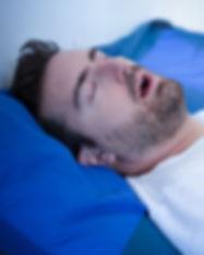 Sleep Apnea (man) GettyImages-877360664.