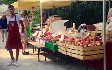 Quantobasta è il  farmers' market di Nova Milanese!