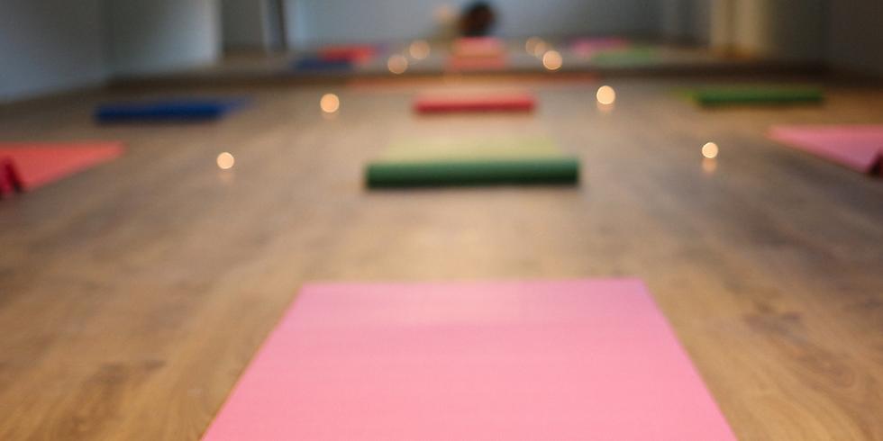 Yoga Inspirationen in Lambrechtshagen und online