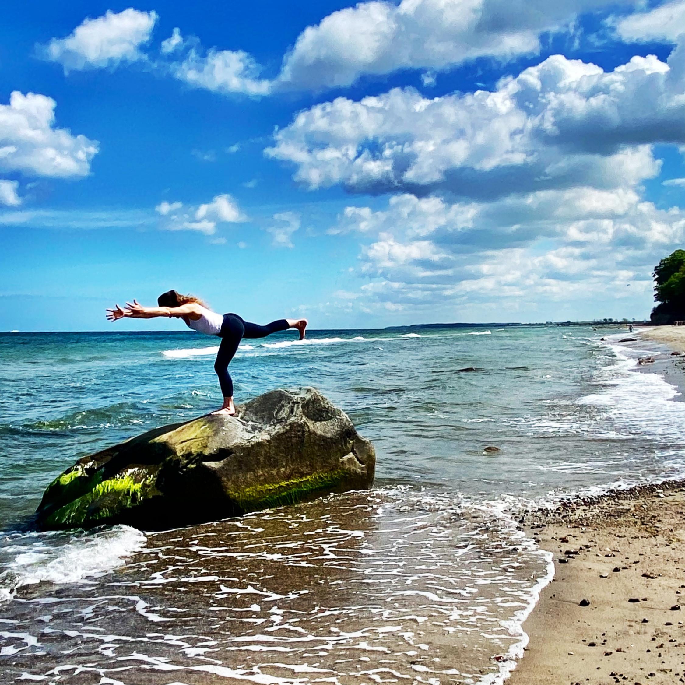 Power-Yoga für Sportler und Interessiere