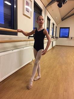 Kledingvoorschriften Klassiek ballet vanaf 10 jaar