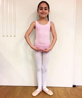 Kledingvoorschriften Peuterdans, ADV, ADV+, Klassiek ballet t/m 9 jaar