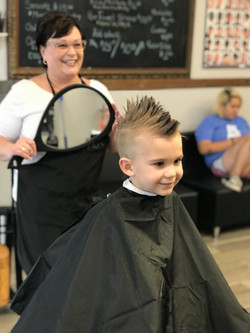Kids Haircut and Style