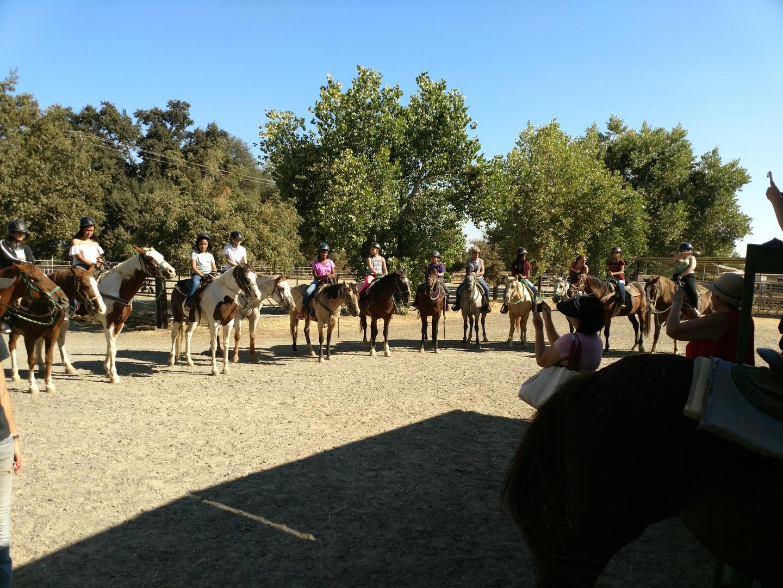 big fun group ride