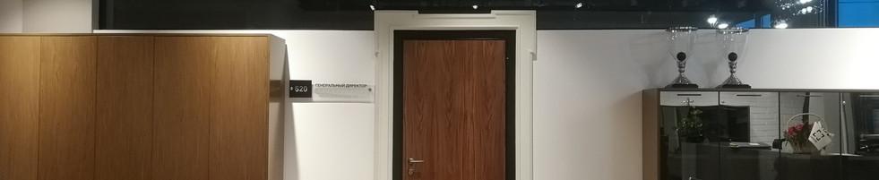 Металическая дверная звукоизоляционная к