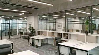 Прозрачность в офисном пространстве