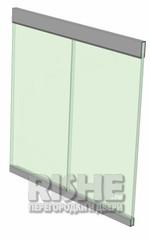 П-образный профиль для закаленного стекла  10мм