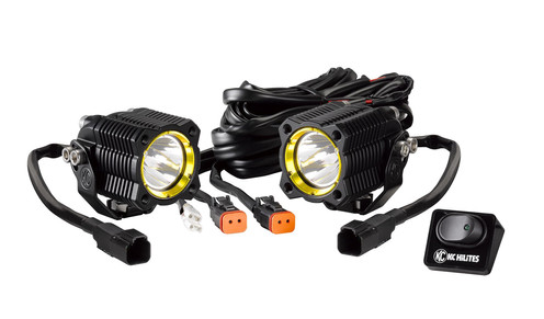 led pair pack system is a powerful and compact off road led lighting  package that comes complete with 2x 10w flex single led lights and wiring  harness