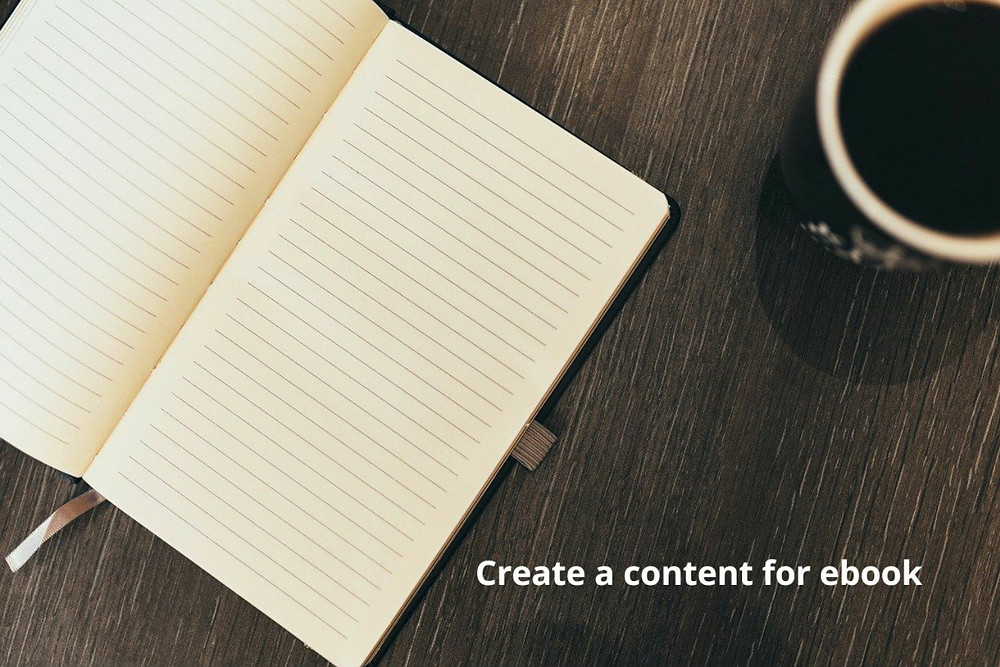 Write a content for ebook