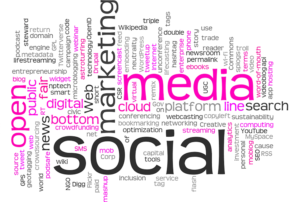 social media marketing platform.