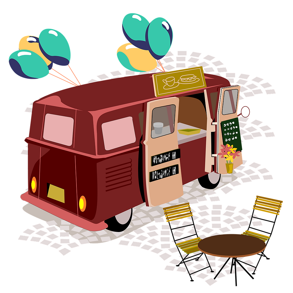 tata super ace food truck business is available in pune