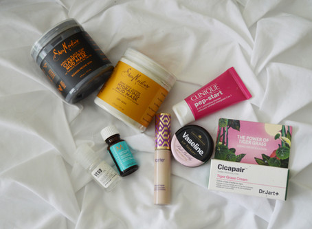 My Favorite Products of the Season