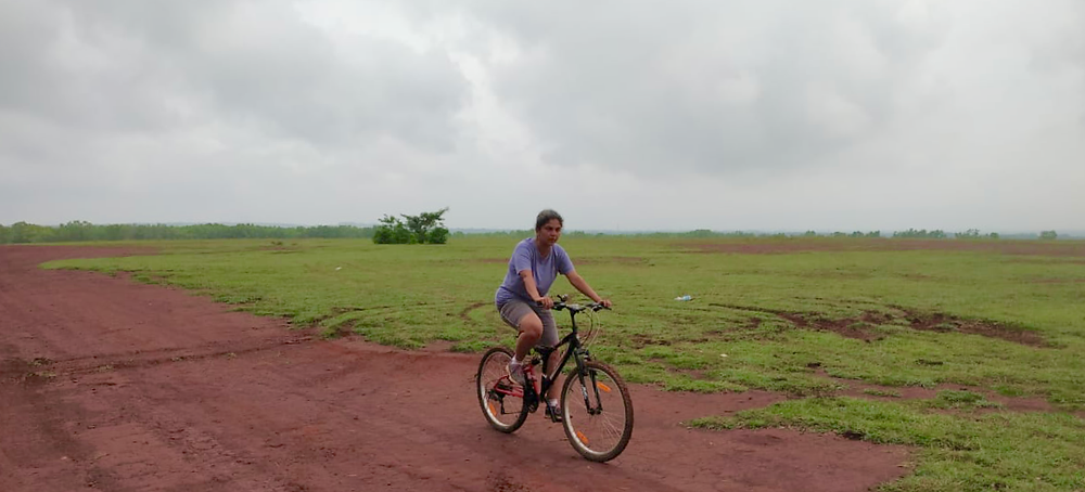 Hesaraghatta grasslands cycling