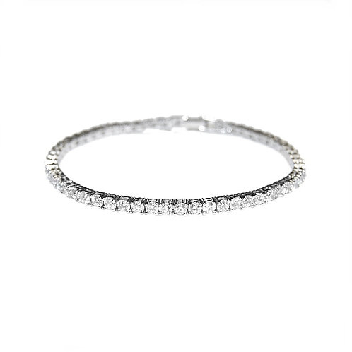 Tianna Tennis Bracelet