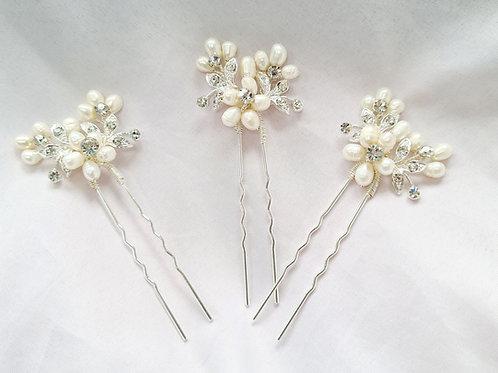 Parisian Hair Pins (Set of 3)