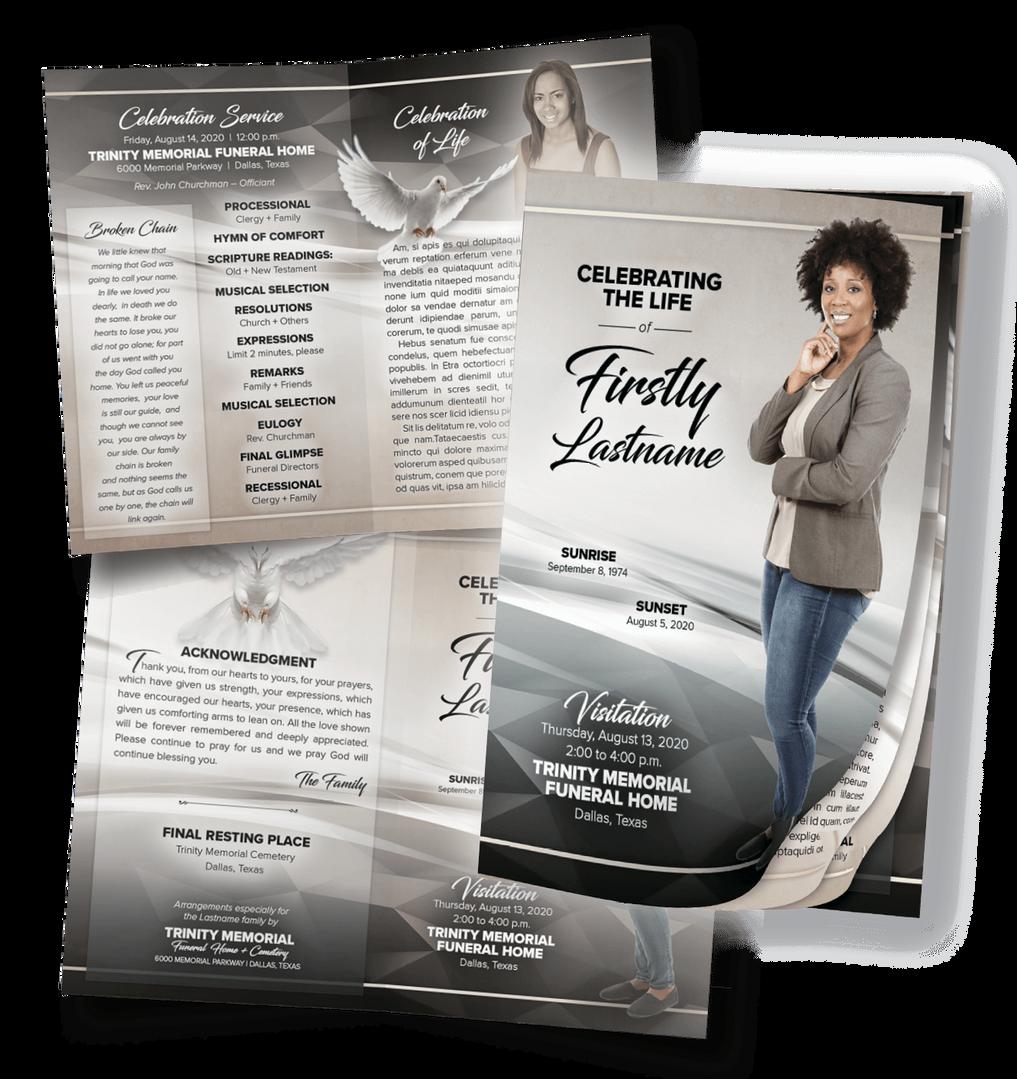 8-Page Booklet Program