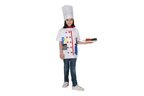 Disfraz de Chef Cocinero Unisex