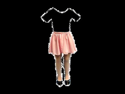 Falda para Ballet con Resorte Niña