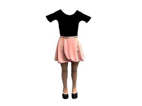 Falda para Ballet con Listón Niña