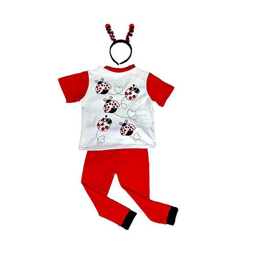 Pijama Catarina Infantil Unisex