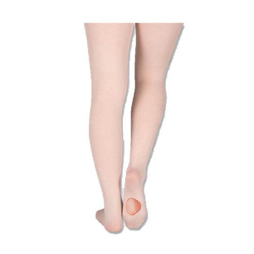 Malla de Ballet Dama Microfibra Convertible