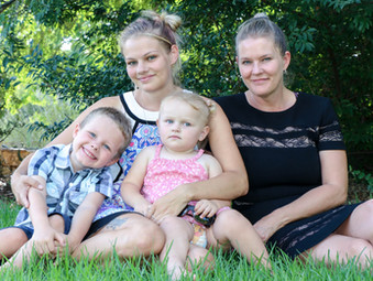 Family Session at Lions Park