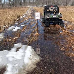 Trail Closing 2018