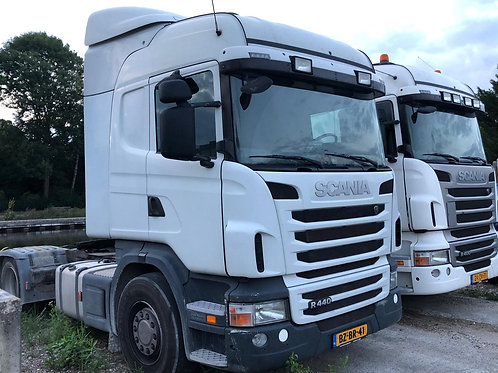 Scania R400 & R440 - year 2011 - Automatic gearbox - Retarder - Holland trucks