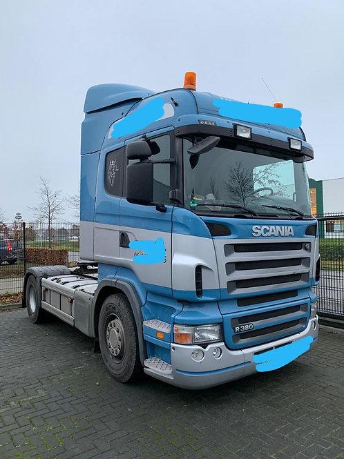 Scania R380 - 2008 - 790.000 km - Airco - semi automat