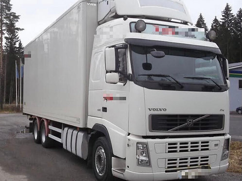 Volvo FH13 440hp, I-shift, 2006 Thermoking