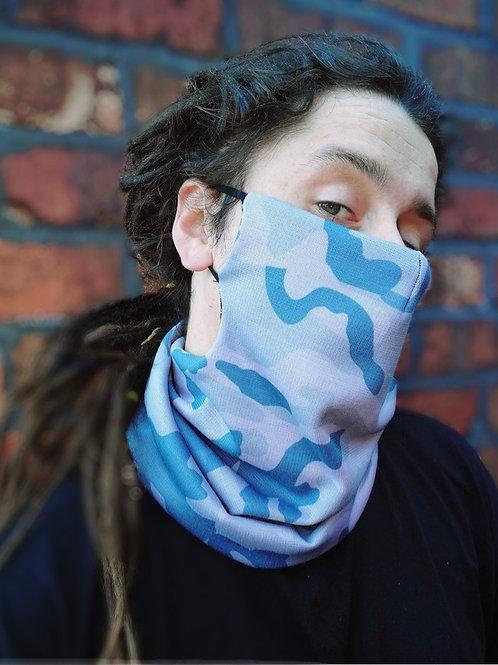 Blue camoflage