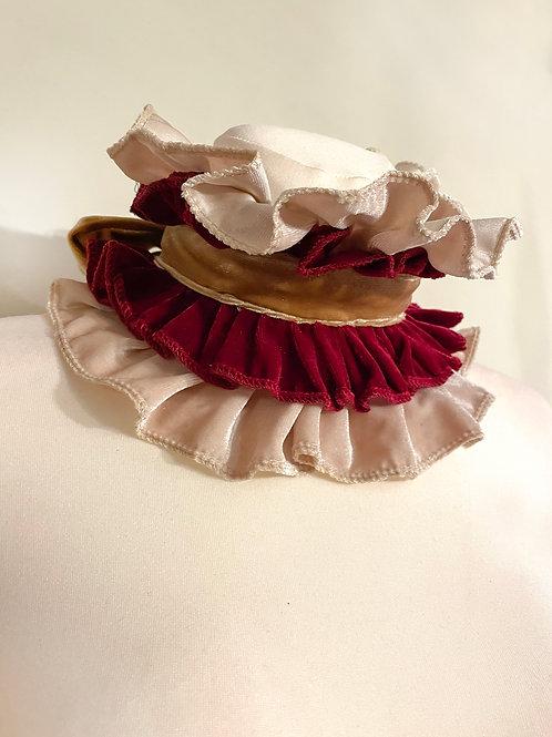 Velvet Circus collar