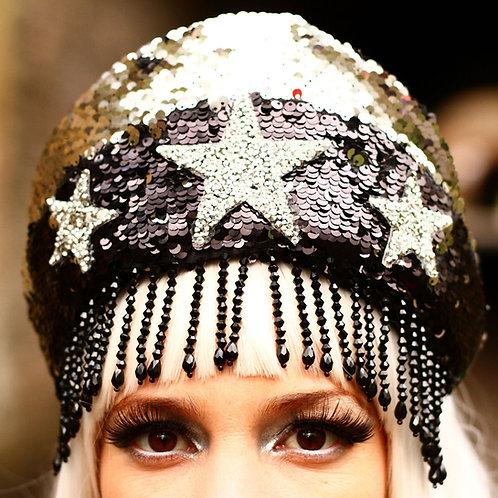 Sequin Star Headpiece
