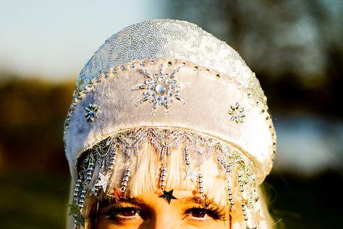 Silver Star Shine headpiece